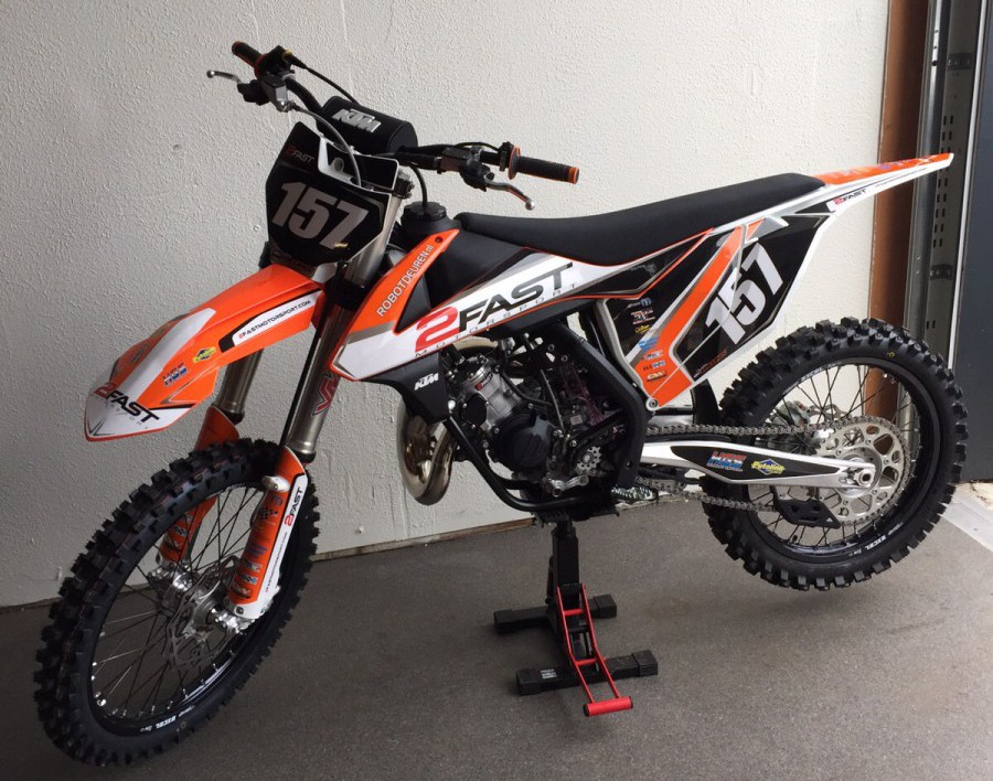 KTM sx125 2016