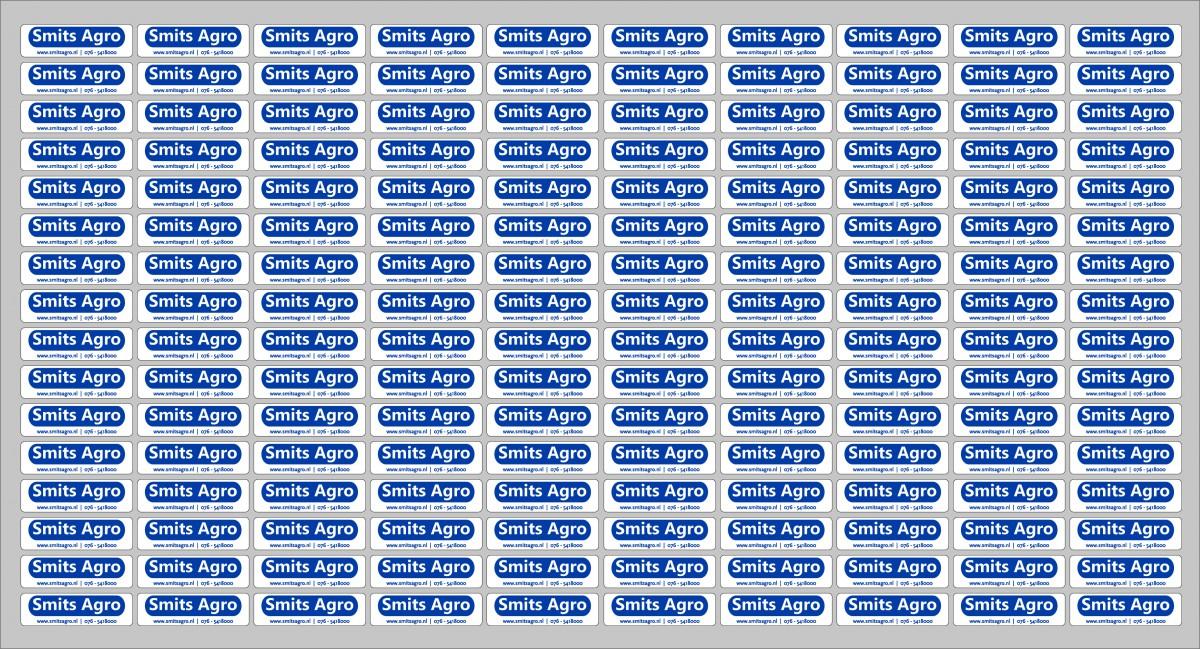 Stickers Smits